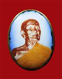 ล็อกเก็ต หลวงปู่ทวด อาจารย์นอง ฉากหลังทองคำ ปี2539 เบอร์212 หายาก