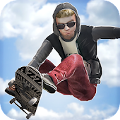 Download SkateBoard Racing Challenge APK for Laptop