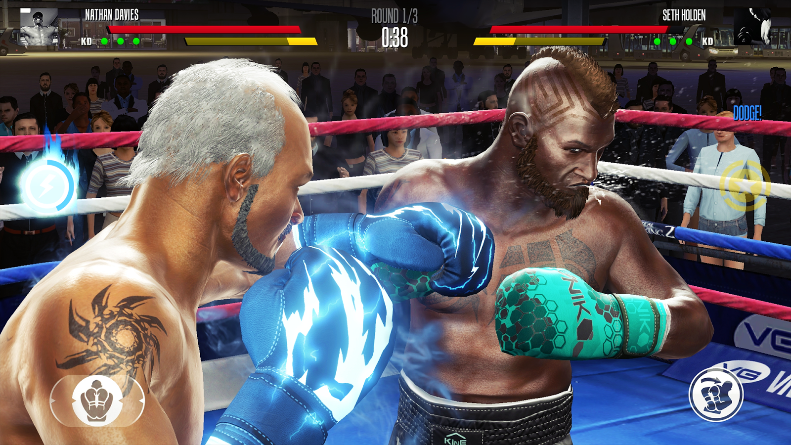 Real Boxing 2 ROCKY Screenshot 13