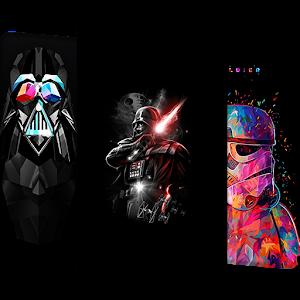 Art Star Wars AMOLED Wallpapers 4K HD. App Icon