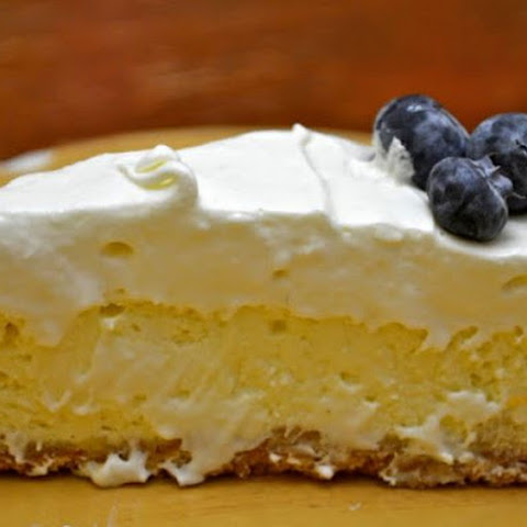 Diabetic Vanilla Mousse Cheesecake