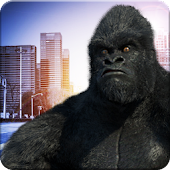 Game Monkey Kong City Attack 2017 apk for kindle fire