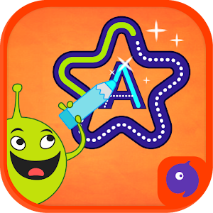 Tracing Letters & Numbers - Kids ABC Phonics Games For PC (Windows & MAC)