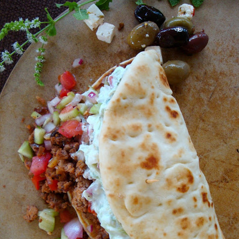 My Big Fat Greek Tacos
