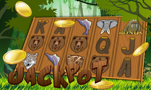 Wild Bear Slots Free Casino - screenshot