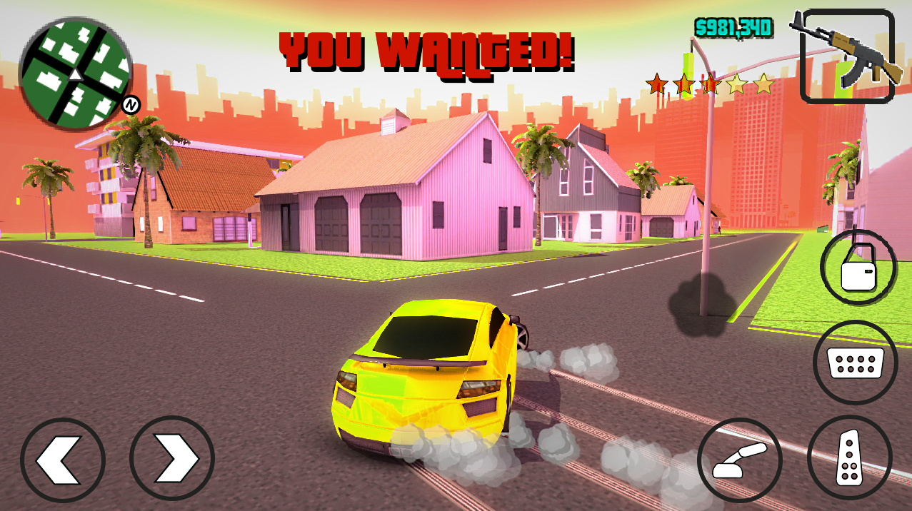 Vegas Gangsters: Crime City Screenshot 1