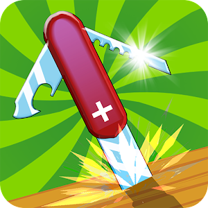 Idle Knife Flipper - flip flippy knifes For PC (Windows & MAC)