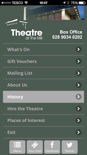Theatre At The Mill - screenshot