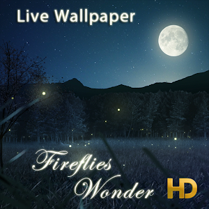 Fireflies Wonder HD LWP