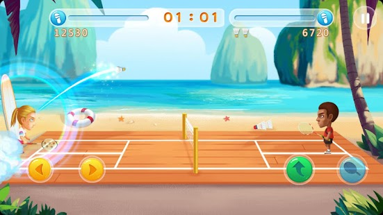 Badminton Star 2- screenshot thumbnail