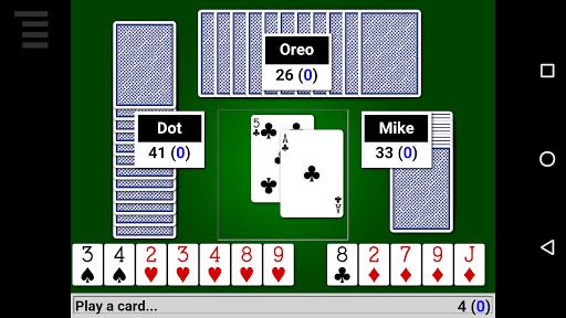 Hearts Card Game - screenshot
