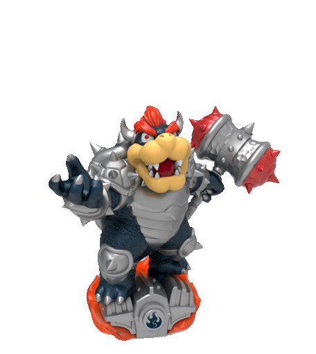 Dark Hammer Slam Bowser - Skylanders: SuperChargers series
