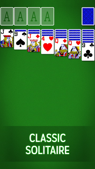 Solitaire screenshots