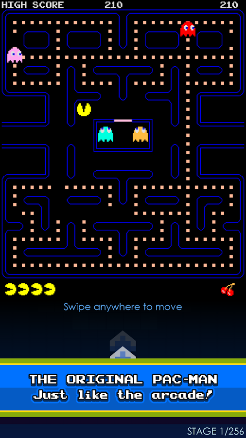 PAC-MAN Screenshot 0