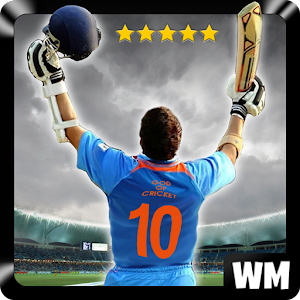 This game is a Tribute to the Cricketing Legend Sachin Ramesh Tendulkar APK Icon