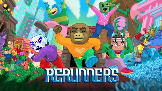 ReRunners - Race for the World- screenshot thumbnail