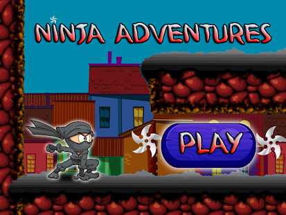 Ninja Adventures - screenshot