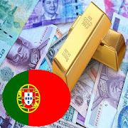 Moeda e Ouro Preço em Portugal APK
