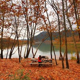 autumn by Gülsün Çekiç - Novices Only Portraits & People