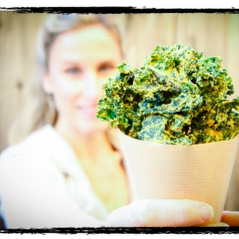 Best Raw Vegan Kale Chip Recipe Ever