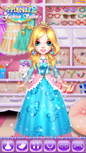 Princess Makeup Salon 2- screenshot thumbnail