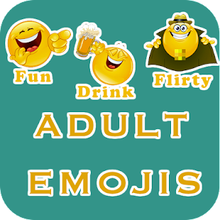 Flirty Adult Emojis - screenshot