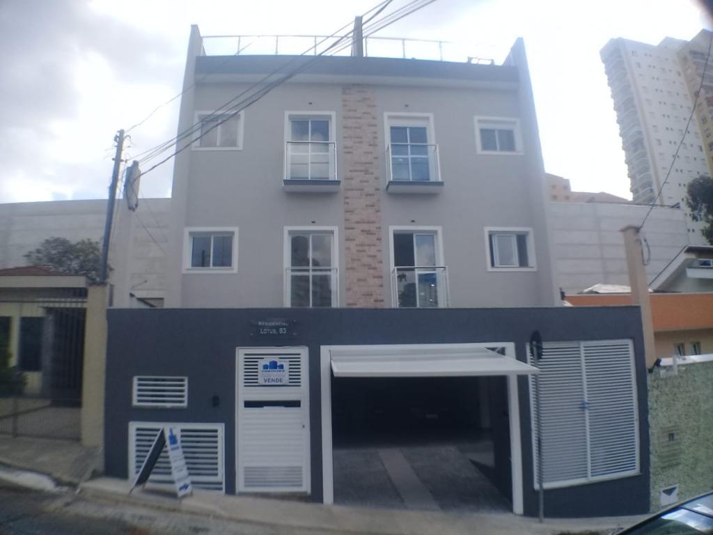 Apartamento Jardim Bela Vista Santo André