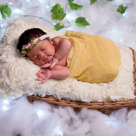 my yellow by Dedi Triyanto  - Babies & Children Babies