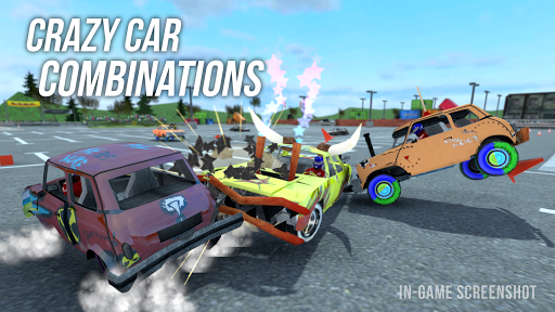 Demolition Derby Multiplayer screenshot 3