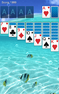 Free Solitaire: Ocean Blue APK for Windows 8