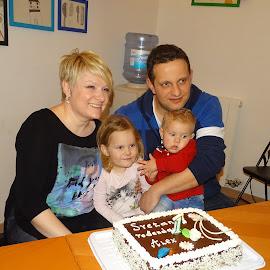 Happy family by Patrizia Emiliani - People Family ( holiday, family )
