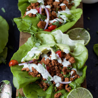 Healthy Ground Turkey Tacos Recipes