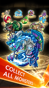 Monster Strike APK screenshot thumbnail 11