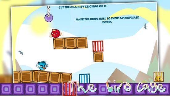 The bird cage - screenshot