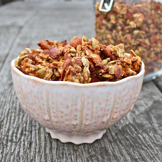 Healthy Granola With Almond Milk Recipes