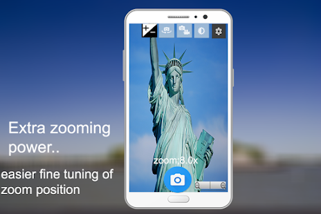 App DSLR Zoom Camera APK for Windows Phone