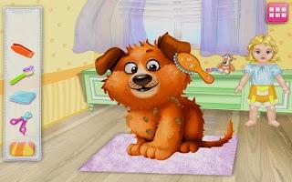 Screenshot of Baby Care & Dress Up Kids Game