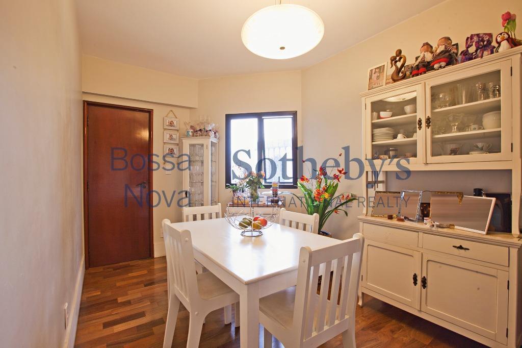Apartamento residencia,com lazer e 4 vagasl à venda, Paraíso, São Paulo.