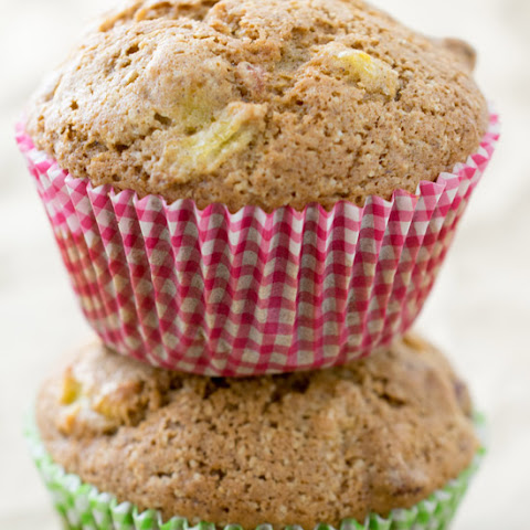 Yellow Summer Squash Muffins
