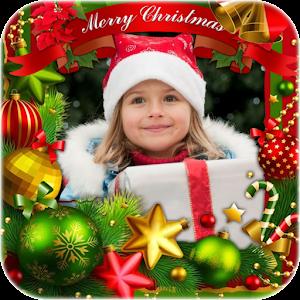 Christmas Photo Frames - Photo Editor For PC