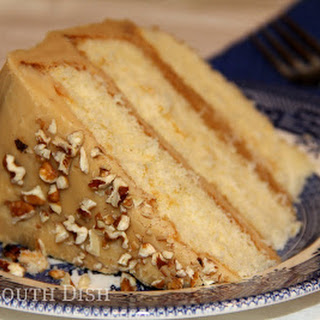 Soul Food Caramel Cake Recipes