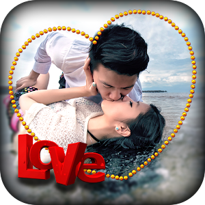 Download Romentic Love Photo Frame For PC Windows and Mac