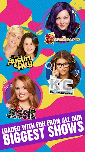 Disney Channel App Android App Screenshot