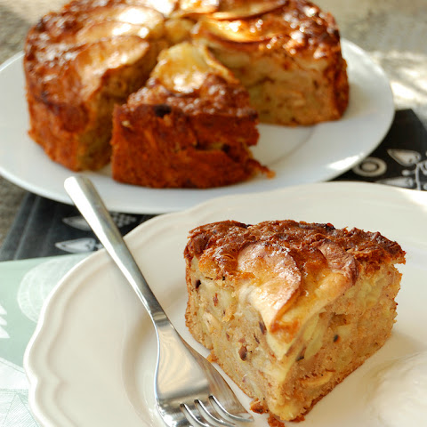 ~ Norwegian Apple Cake ~