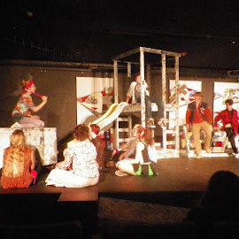 Production of godspell by Stephen Deckk - People Musicians & Entertainers