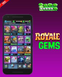 App Glitches fo Clash Royale prank APK for Windows Phone
