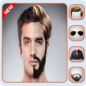 скачать приложение прически и борода фоторедактор