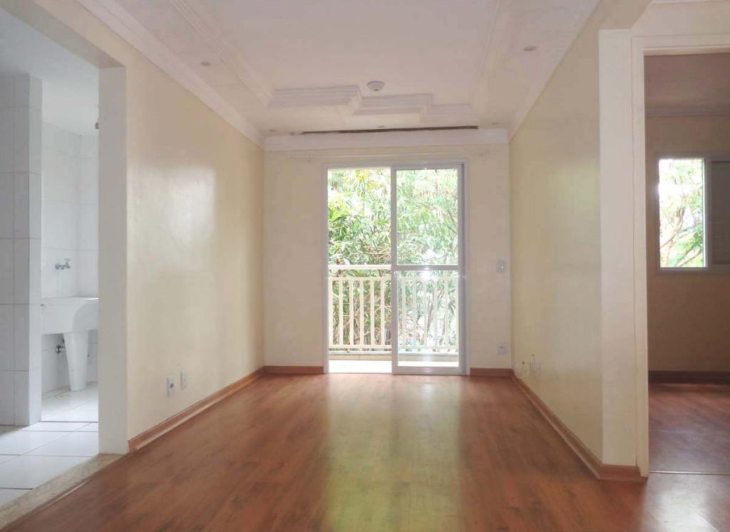Apartamento com 2 dormitórios à venda, R$ 170.000 - Jardim Santa Izabel - Hortolândia/SP