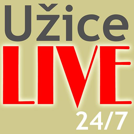 Android aplikacija Užice LIVE 24/7