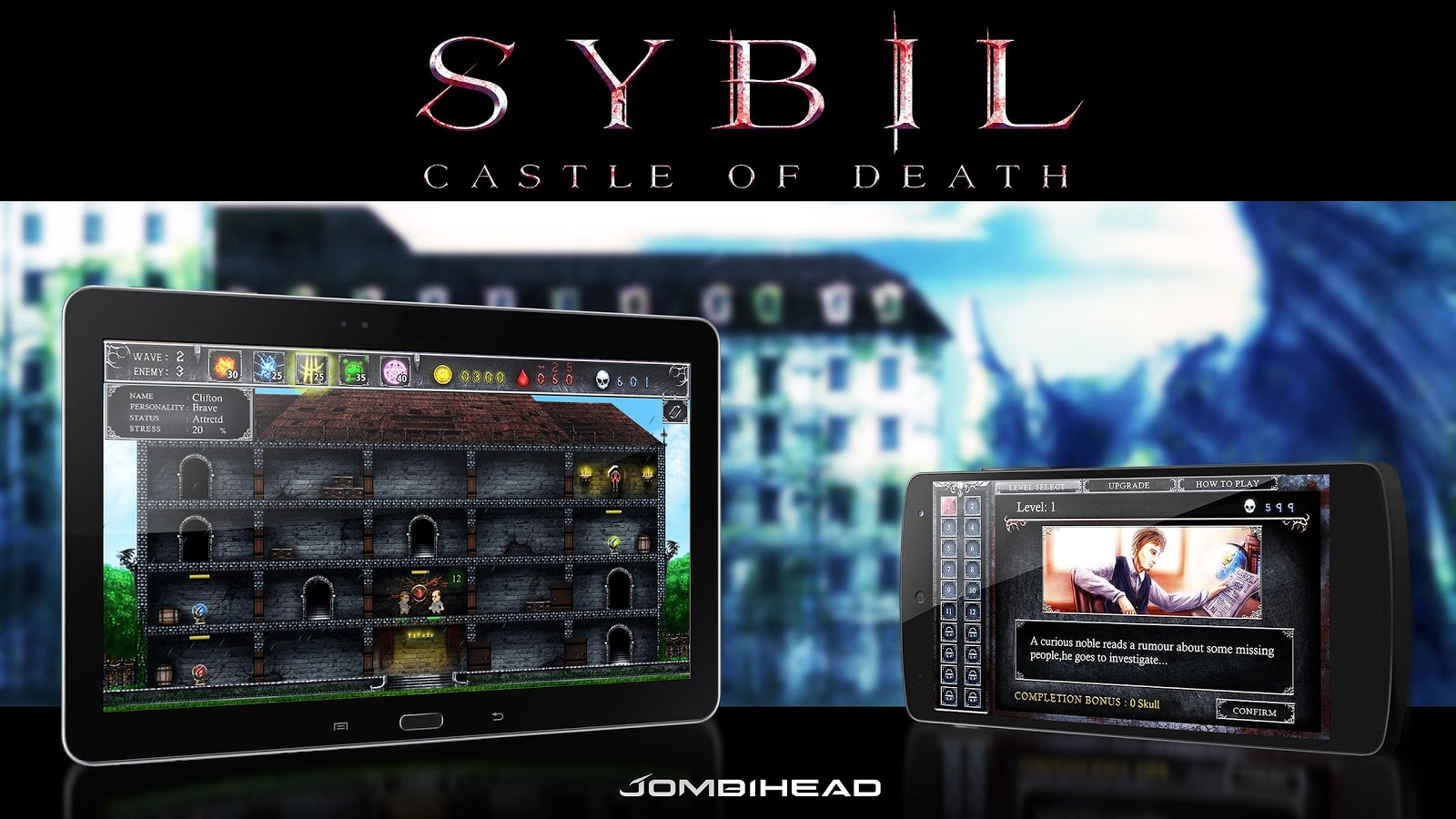 Sybil: Castle of Death Screenshot 0